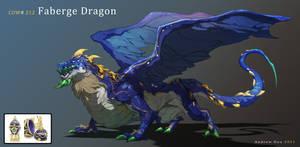 Faberge Dragon