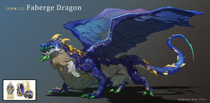 Faberge Dragon by nJoo