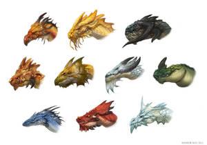 Dragon Heads 2012
