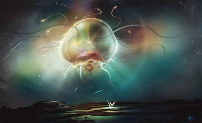 Katharius - Celestial Beholder