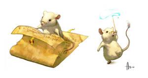 White mouse - part 2