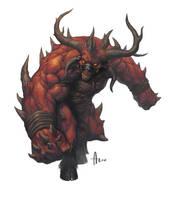 Demon Lord Eltab