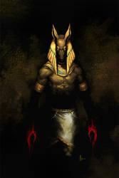 The Anubis Murders