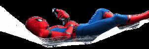 Official Spider-Man Render !