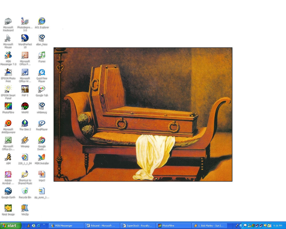 My desktop. by Defies