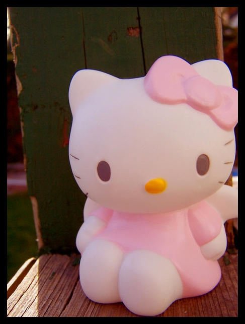 Hello Kitty IV- Hidden by Defies