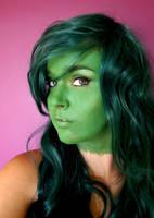 She-Hulk by cirrus-cosplay