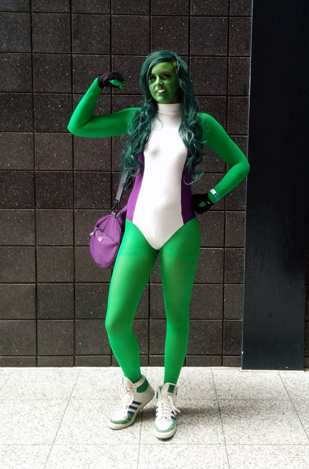 She-Hulk 2 by cirrus-cosplay