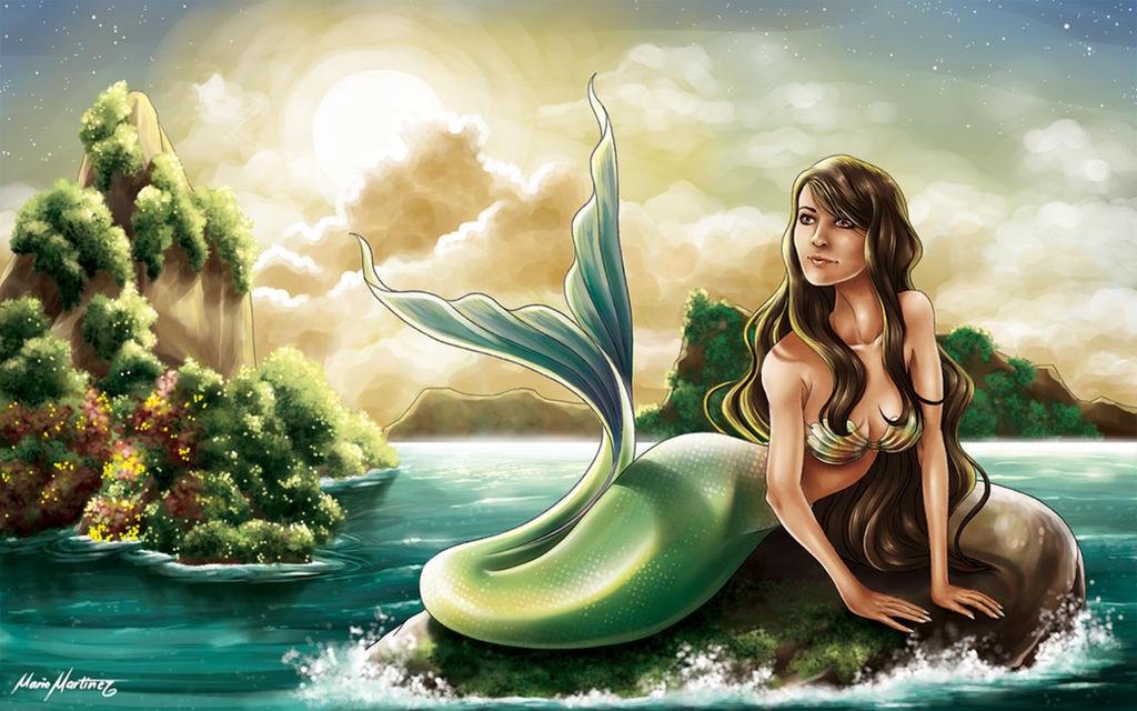 Sirena by SB-Mario