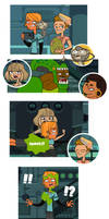 dA: Total Drama Action | Alien Resureggtion