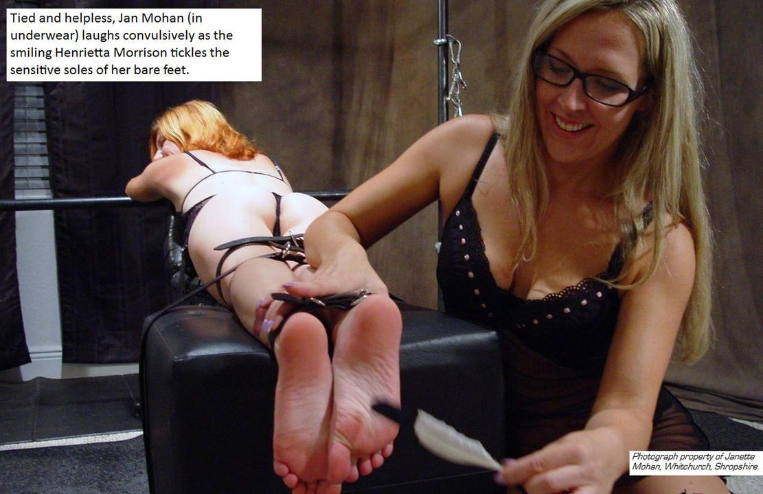 Mistress gets her feet licked by her slave 8