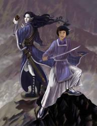 Wind and Spirit by brighnasa