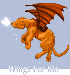 Wings for Kio by brighnasa