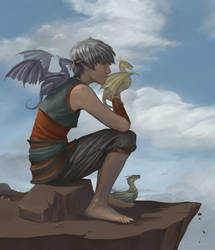 The Open Sky by brighnasa