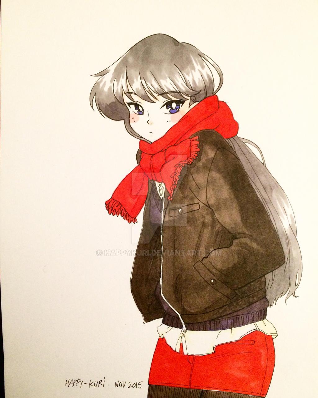Rei-chan by happykuri
