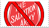 Anti-Salvation Army Stamp by lgbtqia-stamps