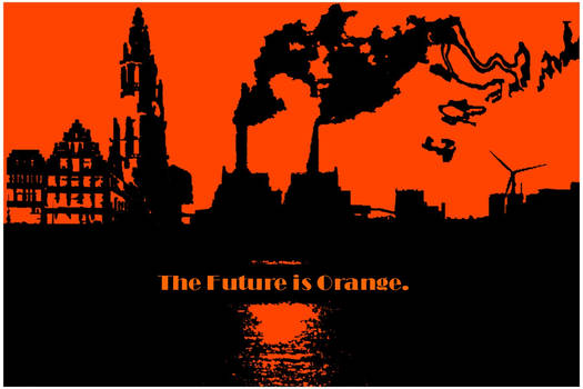 The Future is Orange