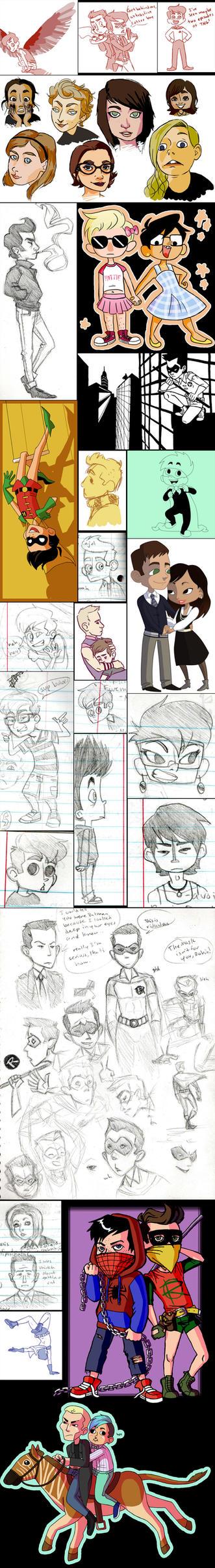 it is doodle by kittypretzels15