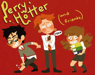 Perry Hotter (than you)