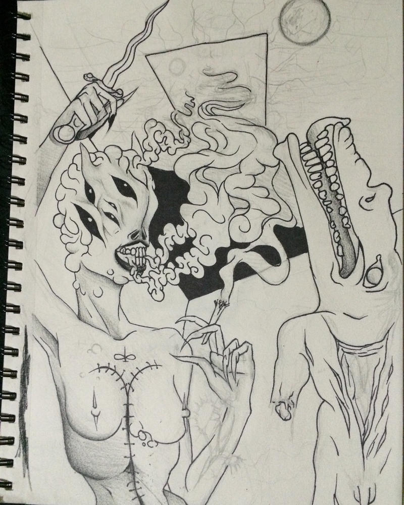 Work in progress  by RazorCandies