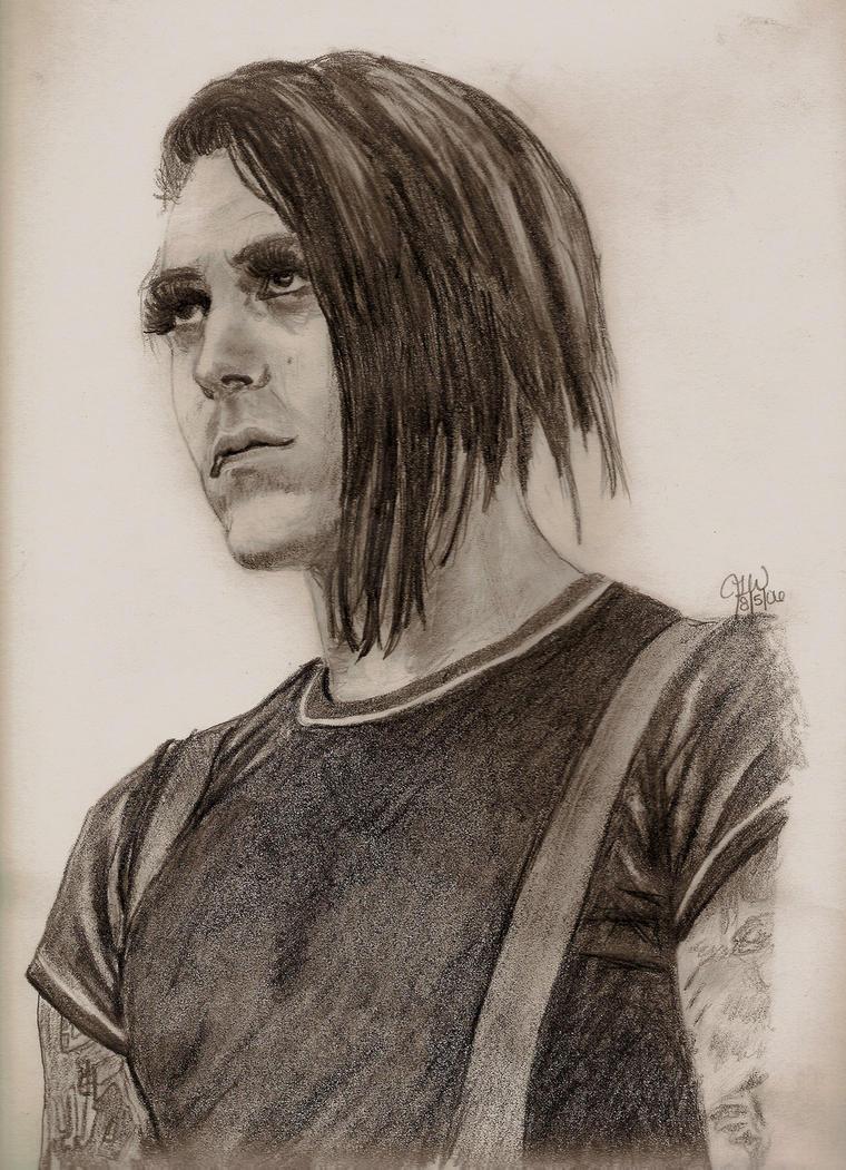 Davey Havok Portrait 2 By Jessica59874 On Deviantart