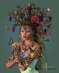 Summer Queen by Dracorn