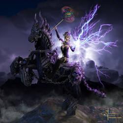 Queen of the Dark by Dracorn
