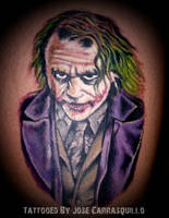 Why So Serious? by MrTat2