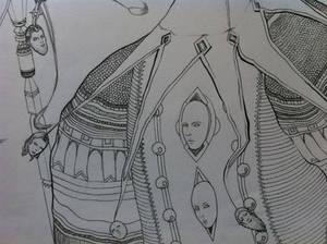 Arlequin livido - Livid Harlequin