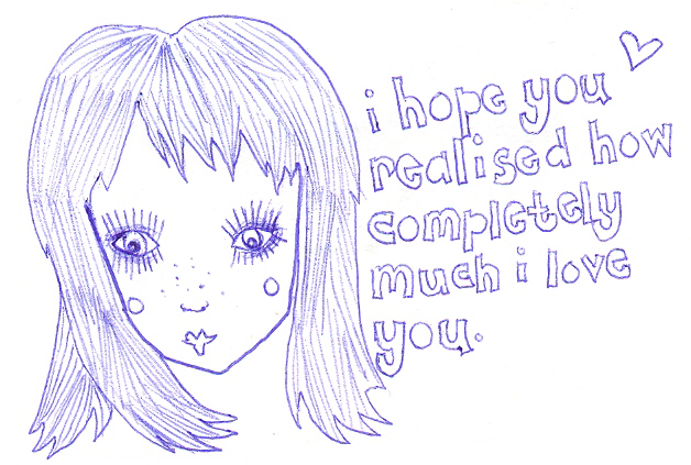 i hope you realised.. by illustrationgirl