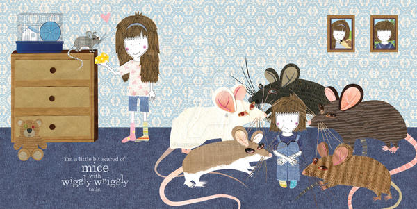 mice. by illustrationgirl