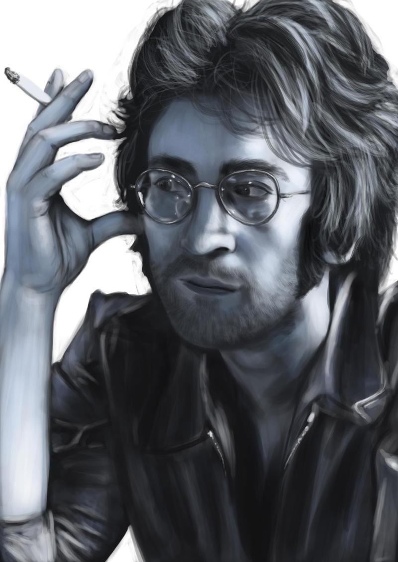 John Lennon - Diana Uribe