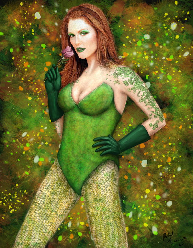 Julianne Moore As Poison Ivy By Thesadpencil On Deviantart Glitter Wallpaper Creepypasta Choose from Our Pictures  Collections Wallpapers [x-site.ml]