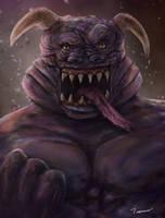 GARRGGHH!!! by thesadpencil