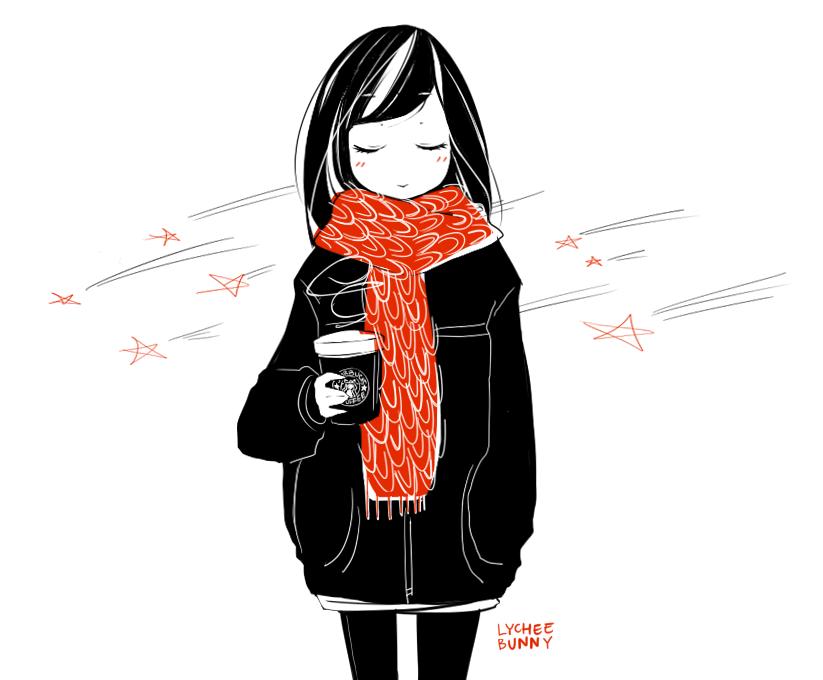 Coffee by lycheebunny