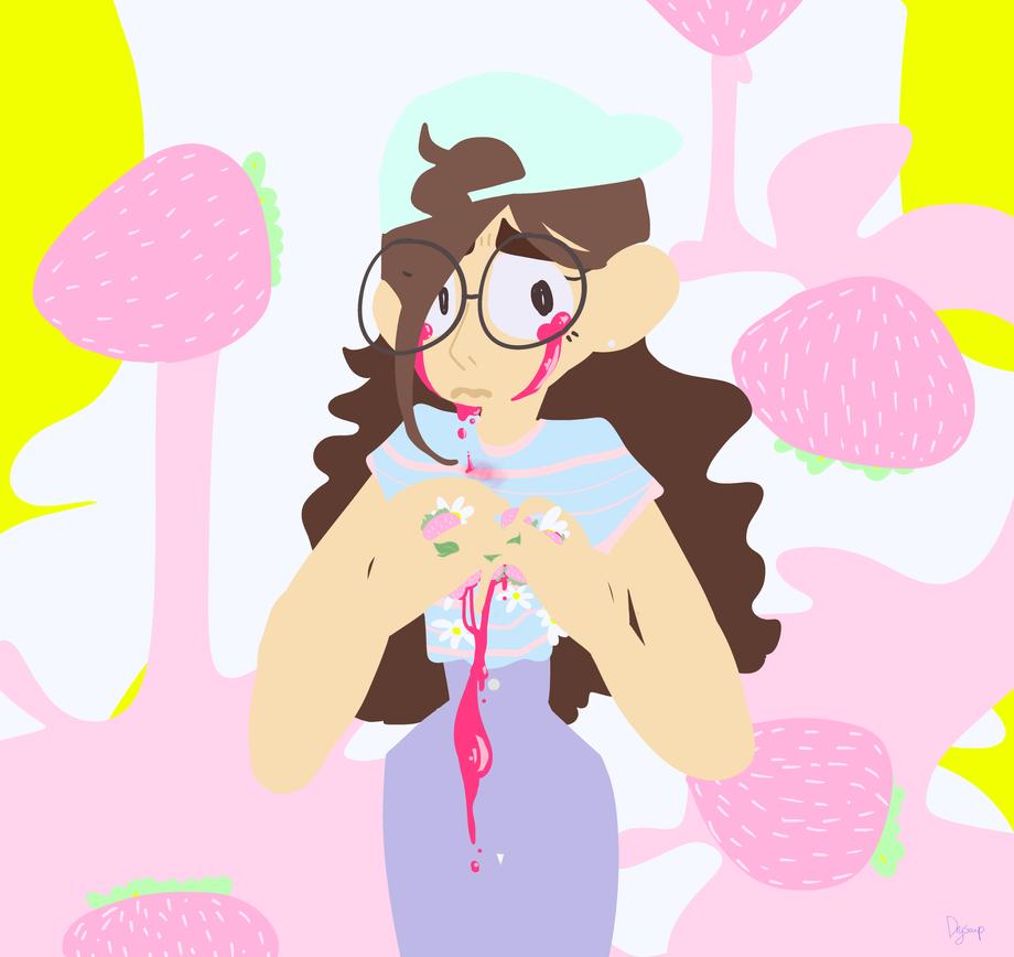 Strawberri by ParchedSoup