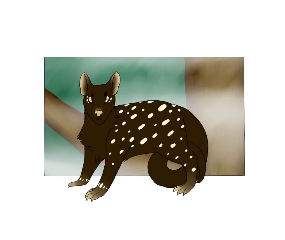 Botanica Zoo || Tiger Quoll || Samantha by LadyPipen