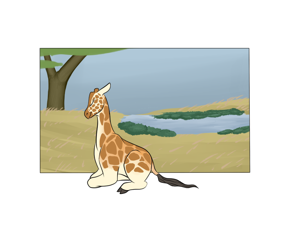 Botanica Zoo | Giraffe Hybrid | Savannah by LadyPipen