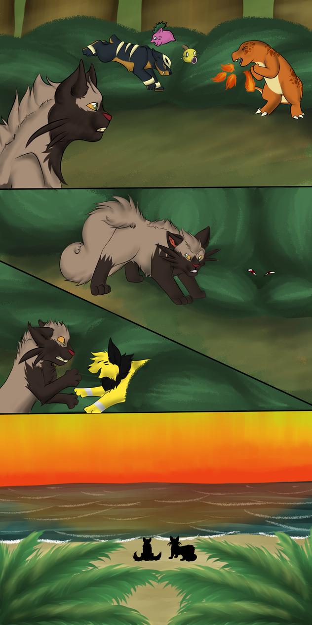 Jungle Mayhem by LadyPipen