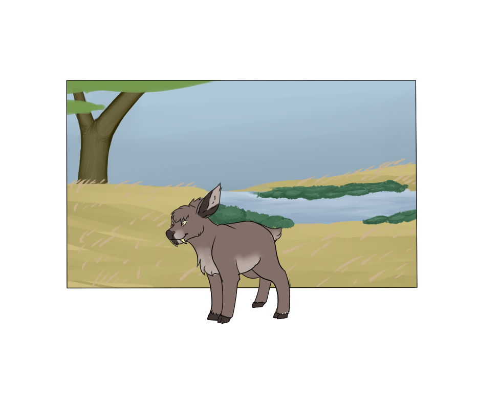 Botanica Zoo || Tufted Deer || Riddle by LadyPipen