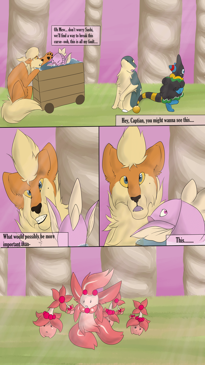 The Pinkan Hell - Page Two by LadyPipen