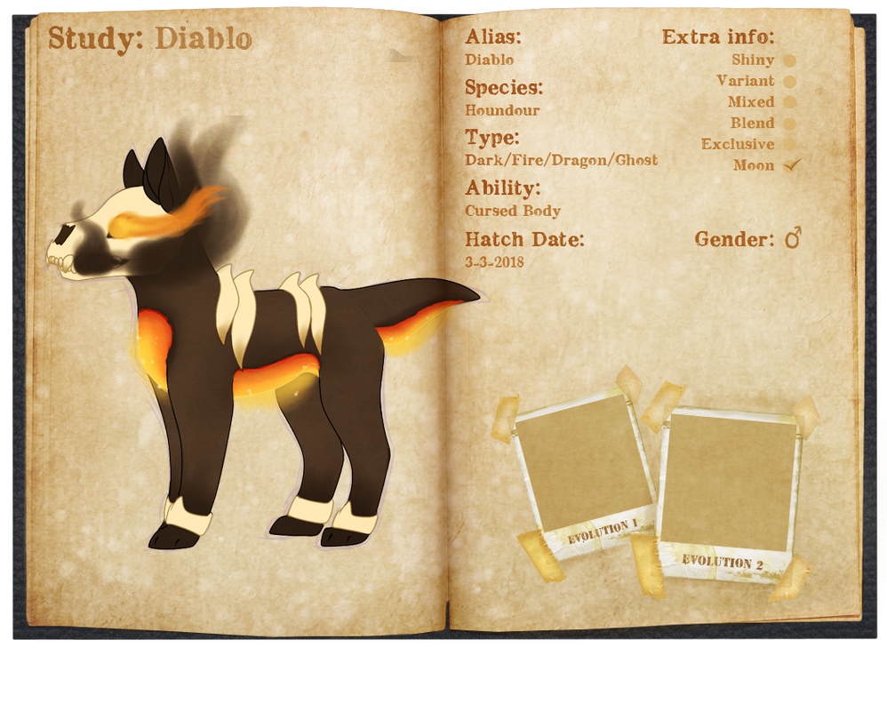 CC - Diablo by LadyPipen