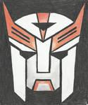Autobot insignia - Ratchet (TFP)
