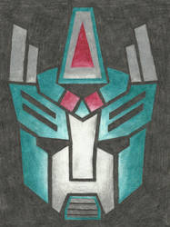Autobot Insignia - Ultra Magnus (Sir) (TFP)