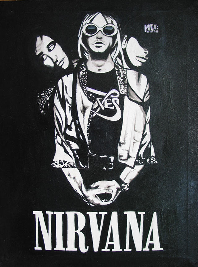 Nirvana by fearthecobra