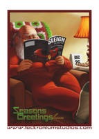 Seasons Greetings 2011 by leckronium