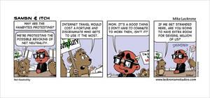 Net Neutrality by leckronium