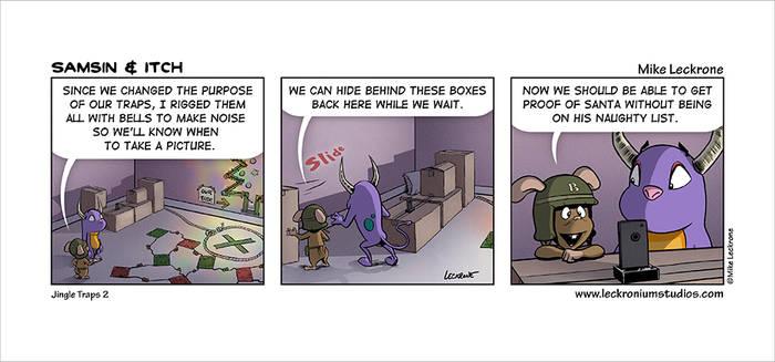 Jingle Traps 2