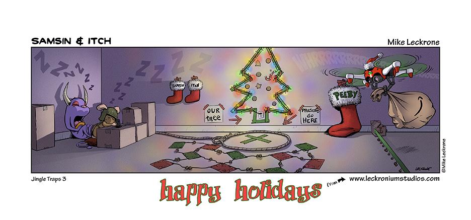 Jingle Traps 3 by leckronium