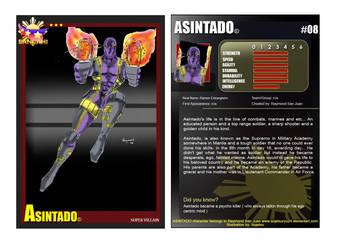 SANLAHI VILLAINS: ASINTADO